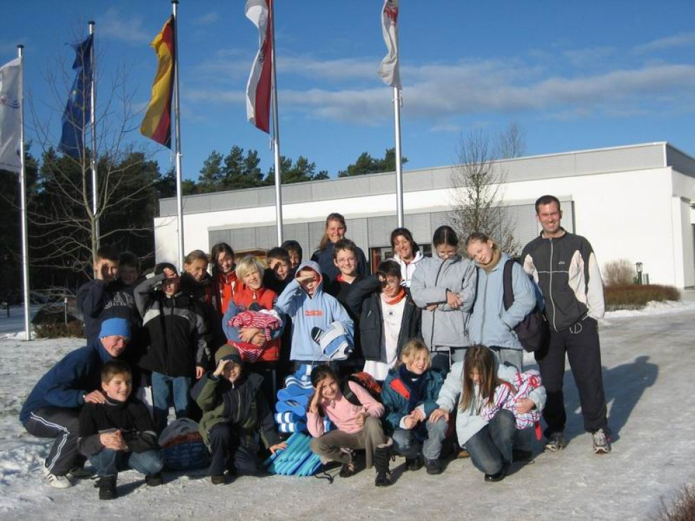 Wintertrainingslager der Jugend in Lindow