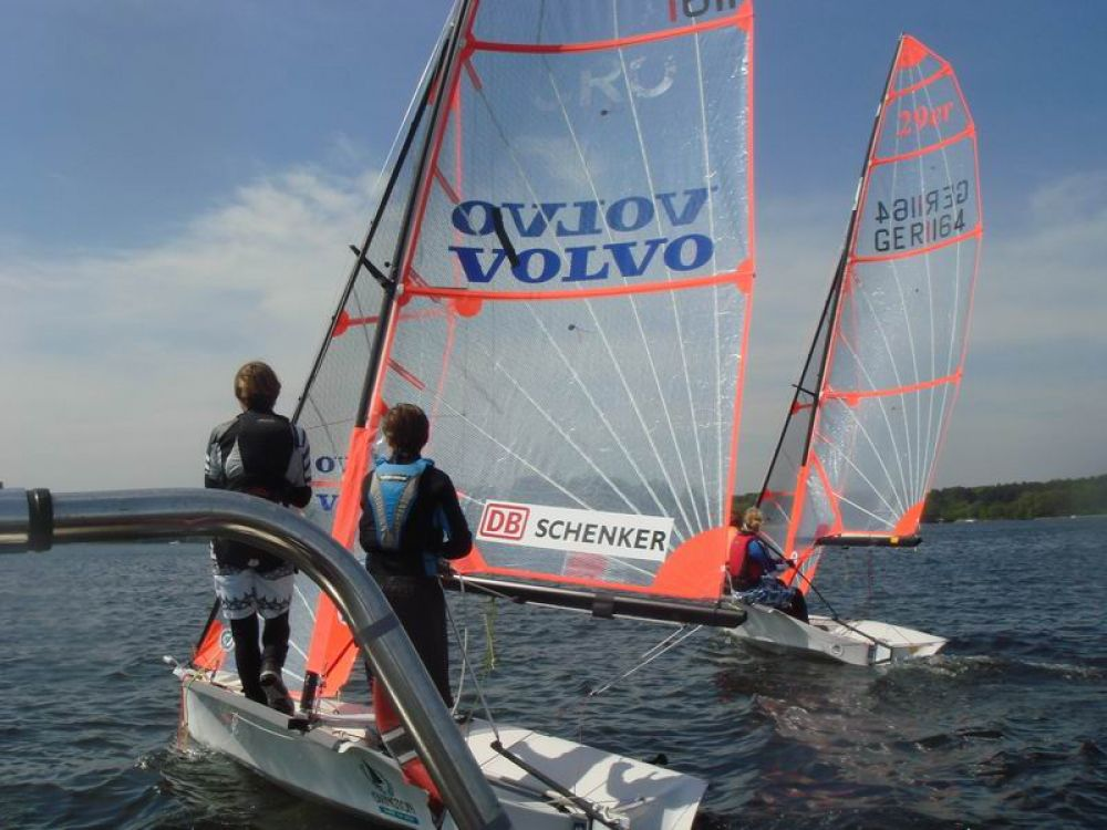 29er-Training im TSC