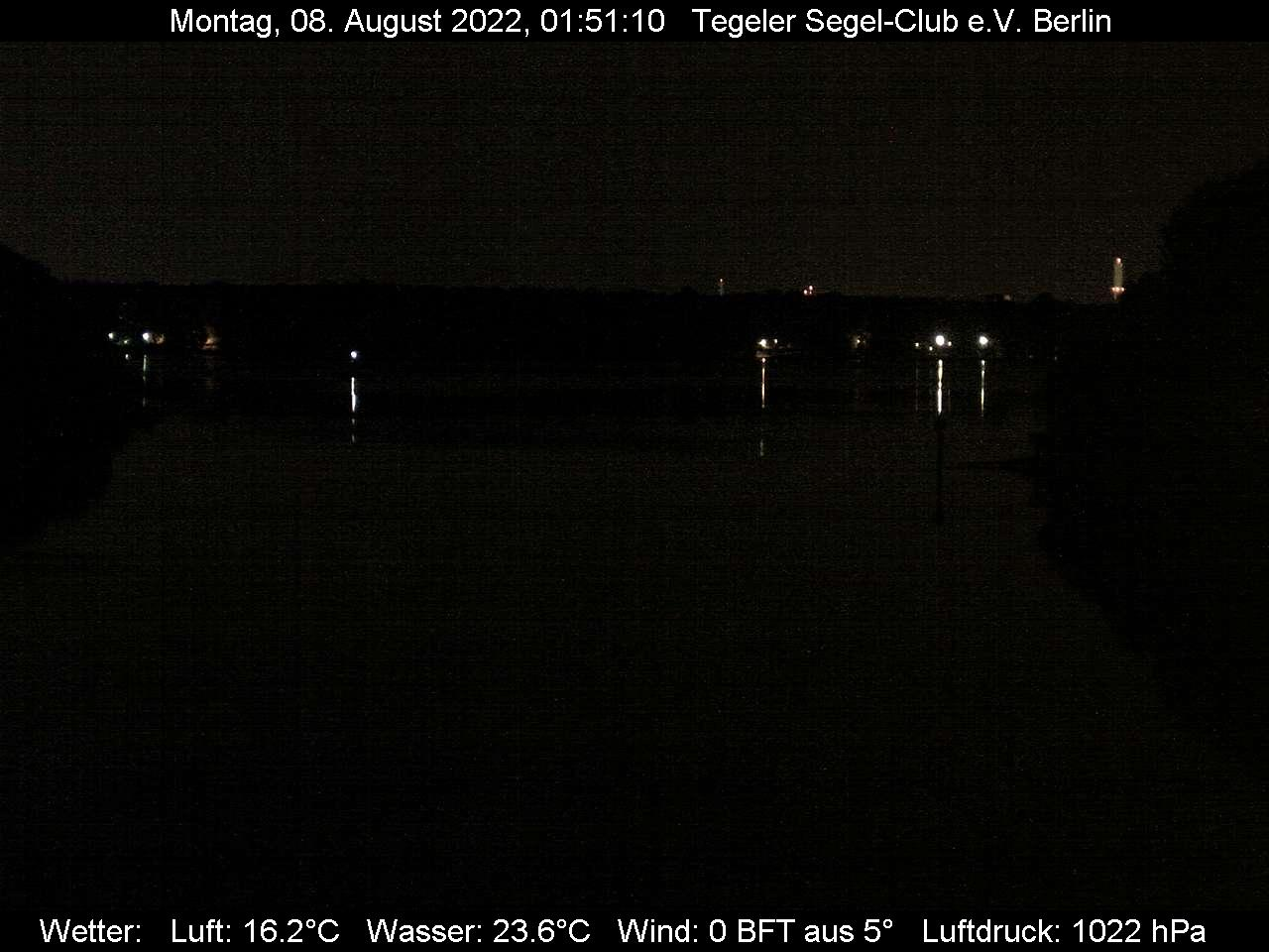 Webcam Tegeler See